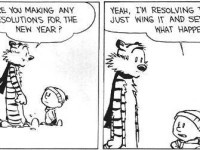 Rich's 2013 New Year's Resolutions