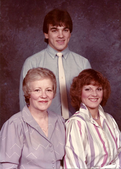 Church Directory Photo (1982)