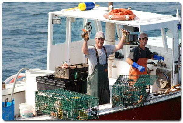 Bucket List - Maine Lobster