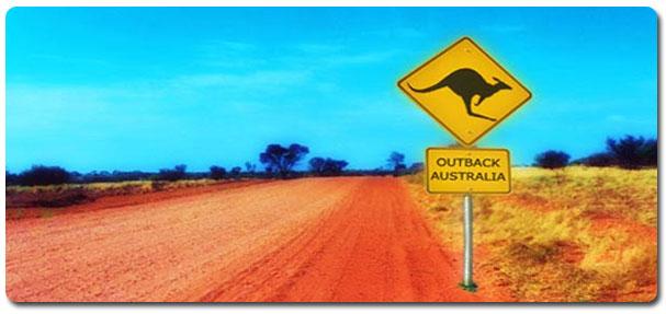 Bucket List - Outback