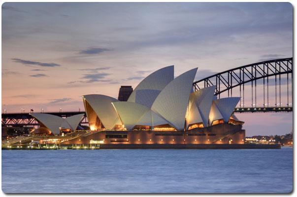 Bucket List - Sydney Opera House
