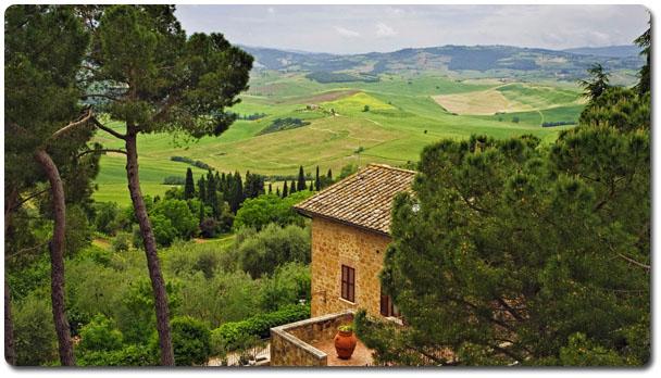 Bucket List - Tuscany